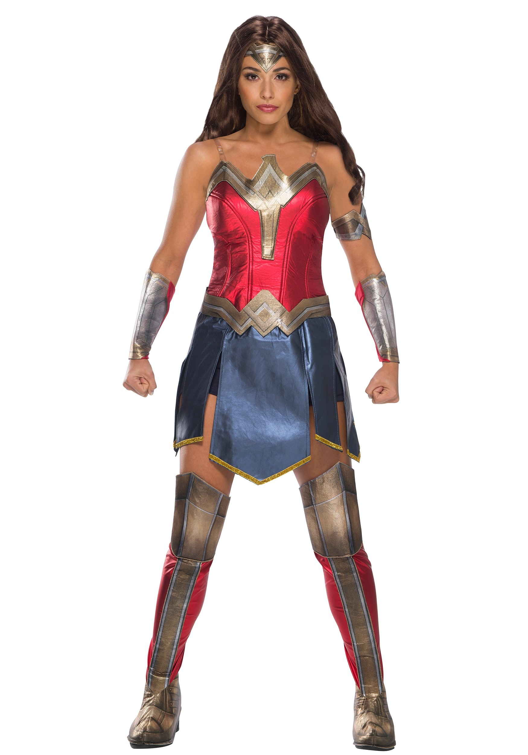 Deluxe Wonder Woman Womens Costume | Cosplay Superhero Costumes for Women