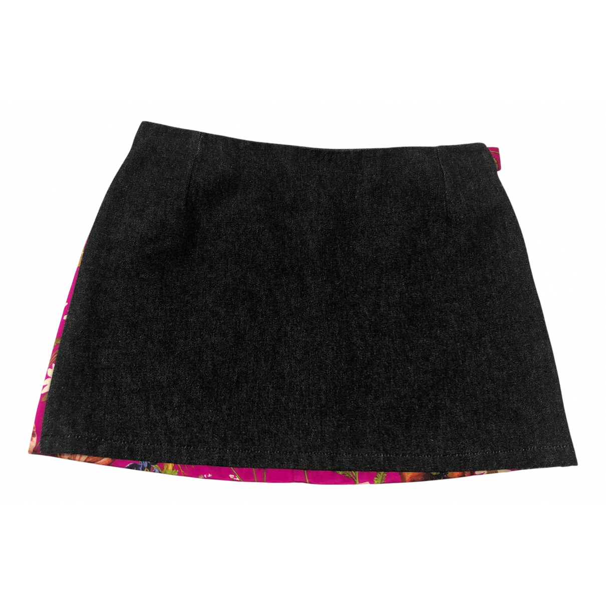 Dolce & Gabbana N Silk skirt for Women 40 IT