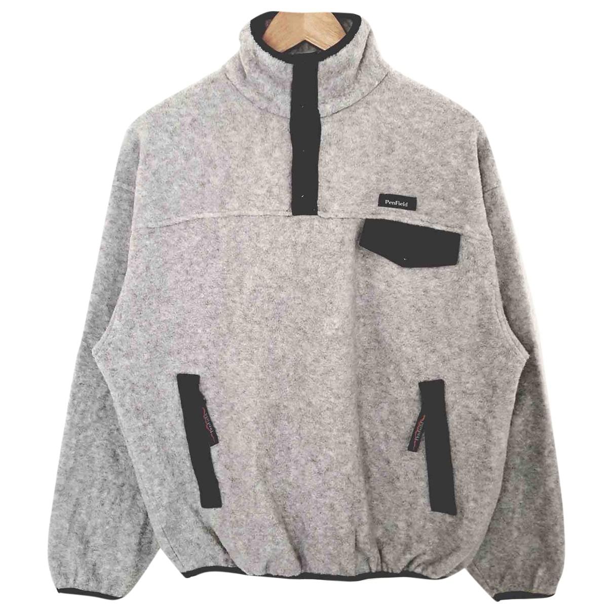 Penfield \N Jacke in  Grau Polyester