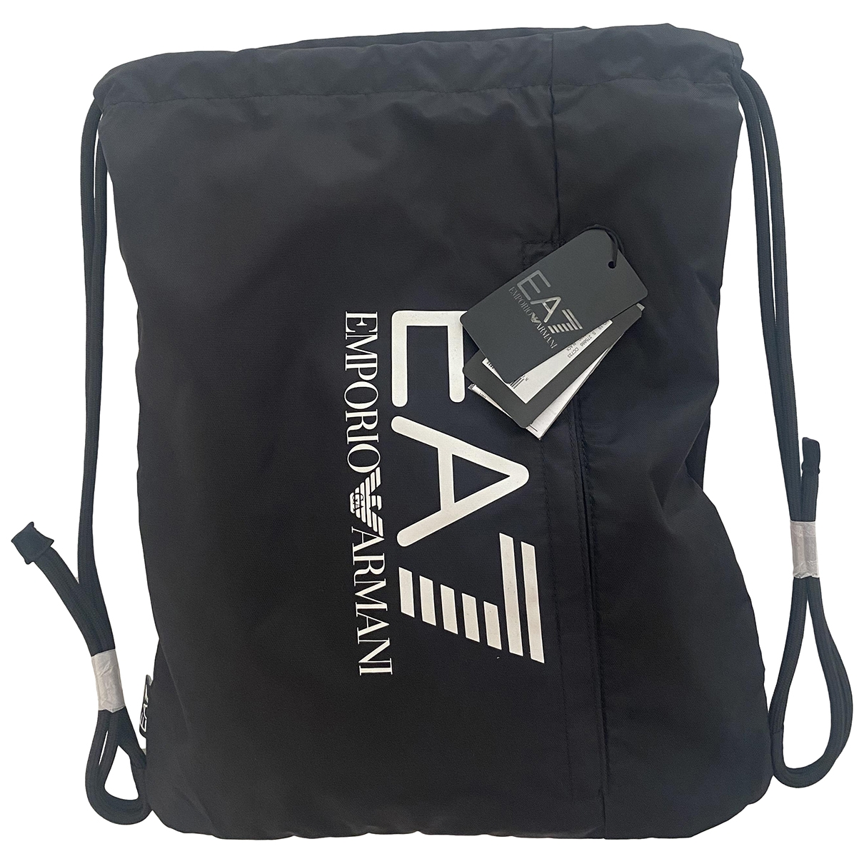 Emporio Armani \N Black bag & Pencil cases for Kids \N