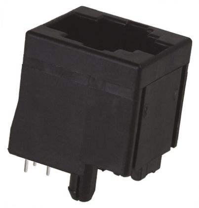 TE Connectivity , Female Cat3 RJ25 Modular Jack Connector (5)