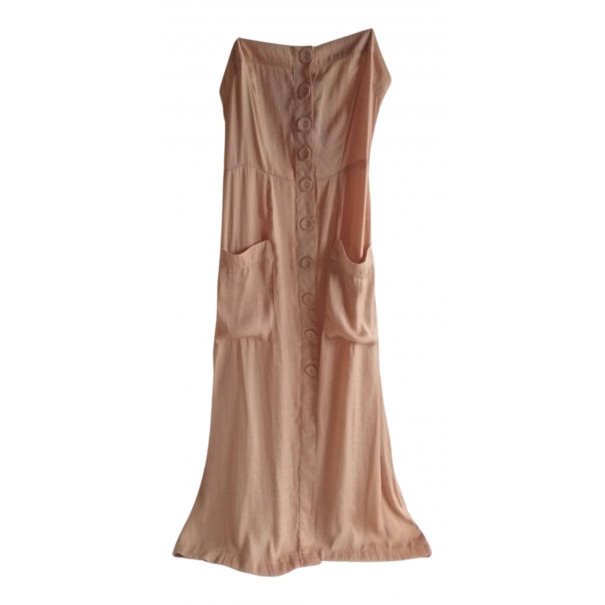Urban Outfitters \N Kleid in Seide