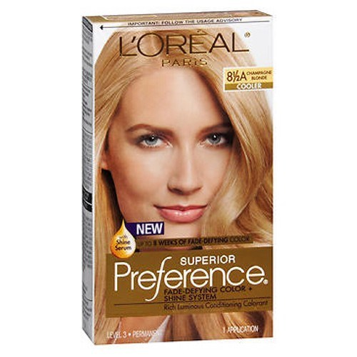 LOreal Superior Preference Hair Color Champagne Blonde 1 each by Loreal