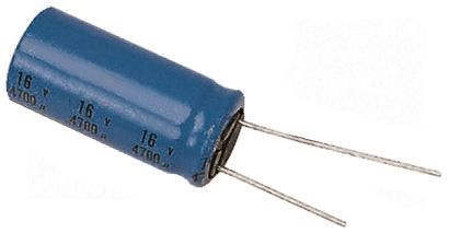 Vishay 3300μF Electrolytic Capacitor 25V dc, Through Hole - MAL214656332E3