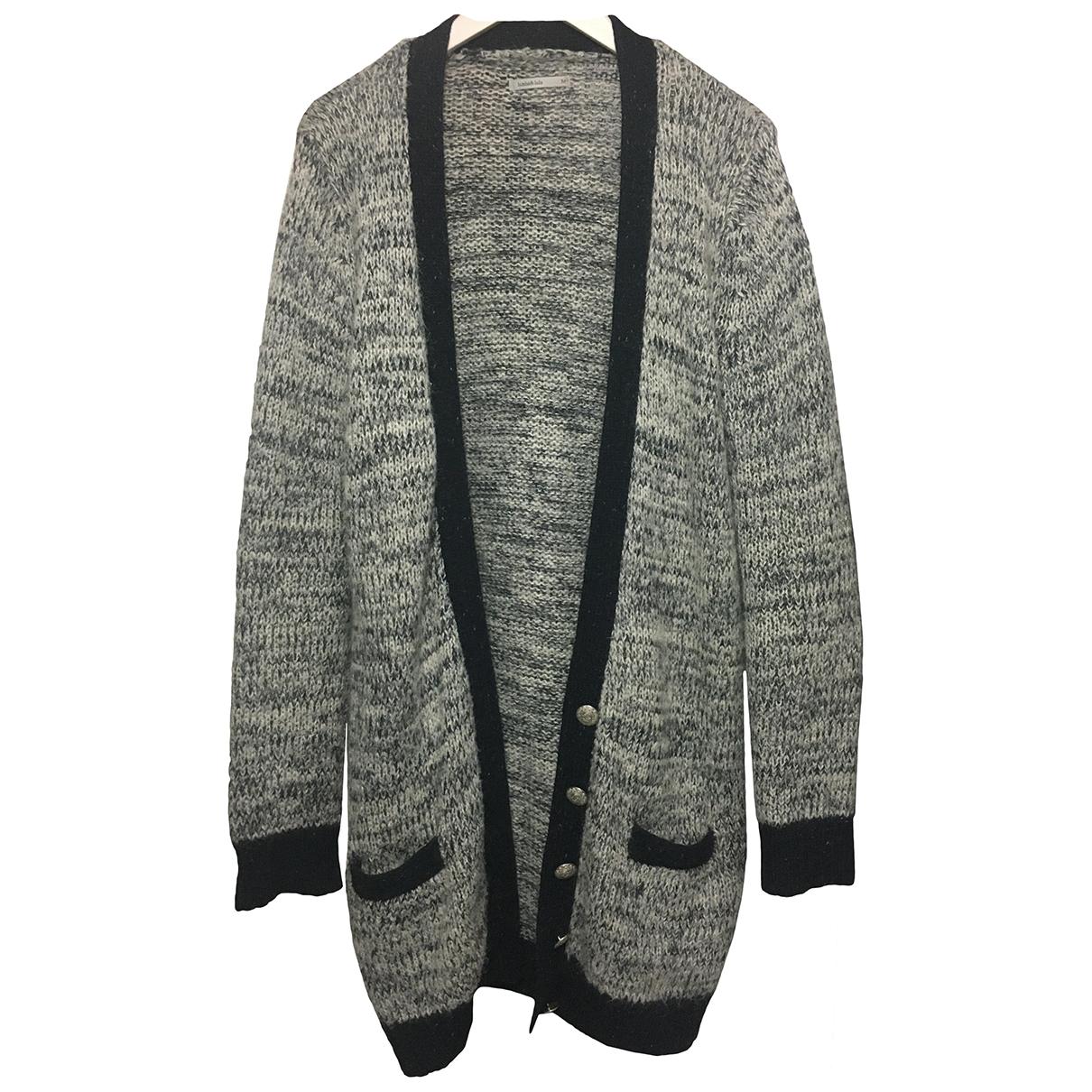 Bimba Y Lola \N Grey Cotton jacket for Women M International
