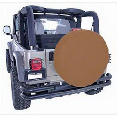 Rugged Ridge 27-29 Inch Spare Tire Cover - 12801.37