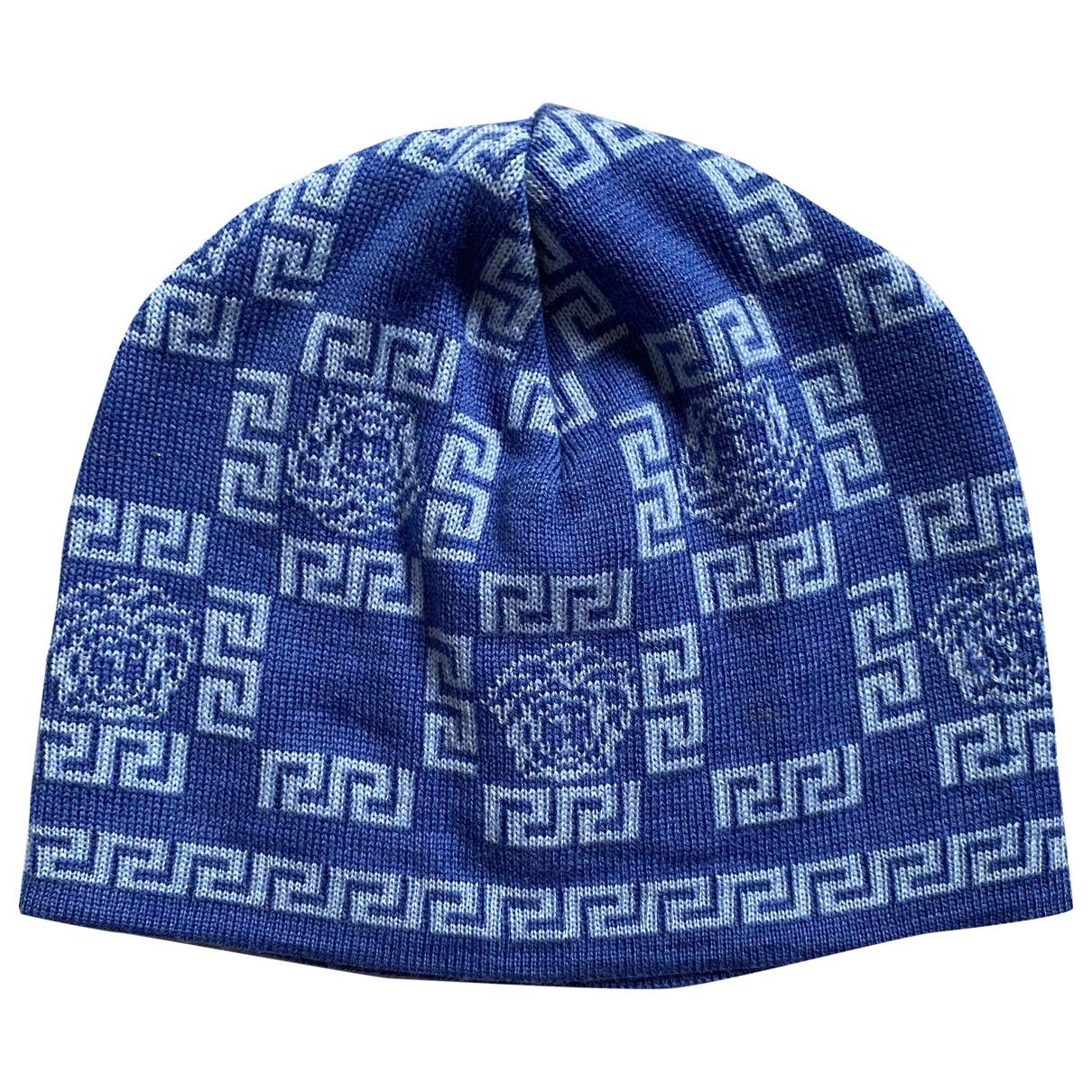 Sombrero / gorro de Lana Versace