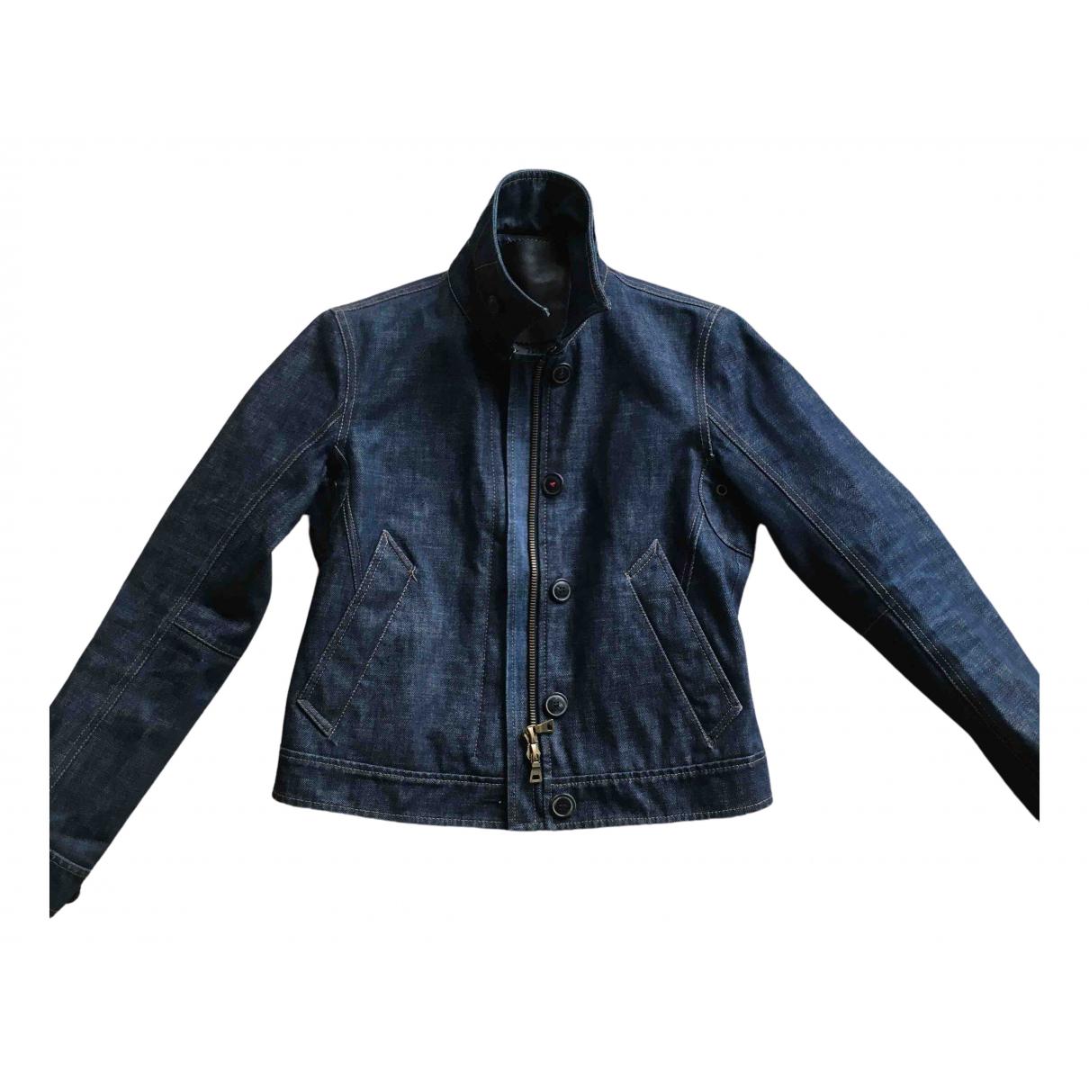 Prada N Blue Denim - Jeans jacket for Women 40 IT