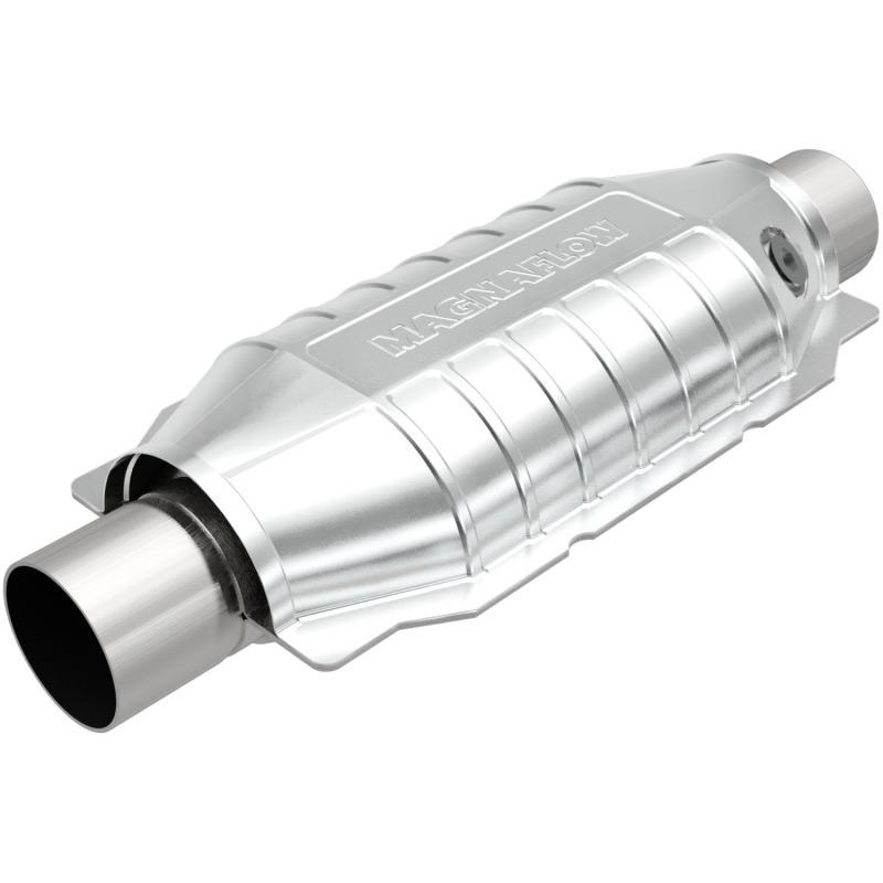MagnaFlow 94033 Exhaust Products Universal Catalytic Converter - 1.75in.