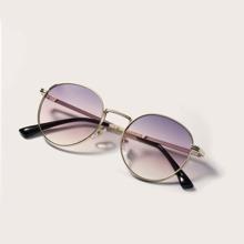 Sonnenbrille mit Farbverlauf Linsen