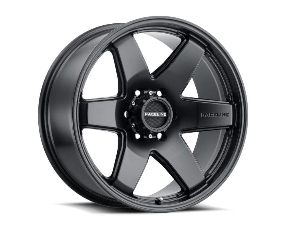 Raceline 942B Addict Gloss Black Wheel 17X9 5X127 0mm