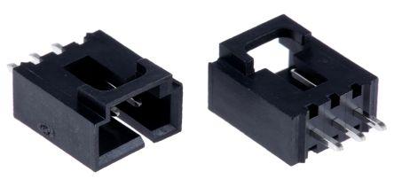 Molex , SL, 70543, 3 Way, 1 Row, Straight PCB Header (5)