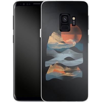 Samsung Galaxy S9 Silikon Handyhuelle - Descend von ND Tank