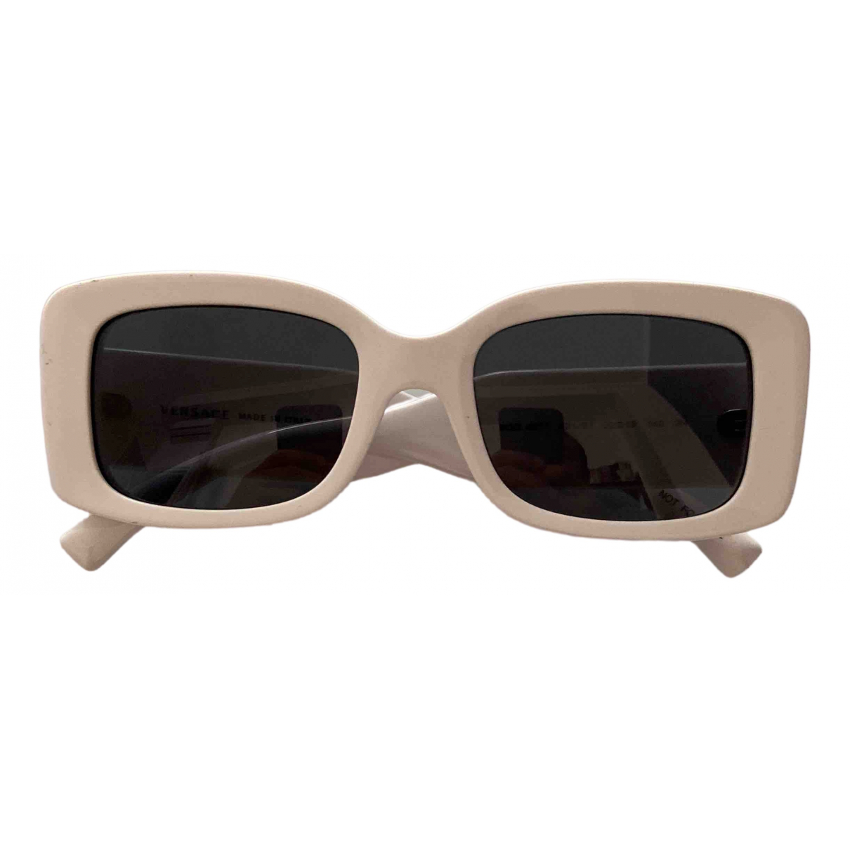 Versace \N White Sunglasses for Women \N