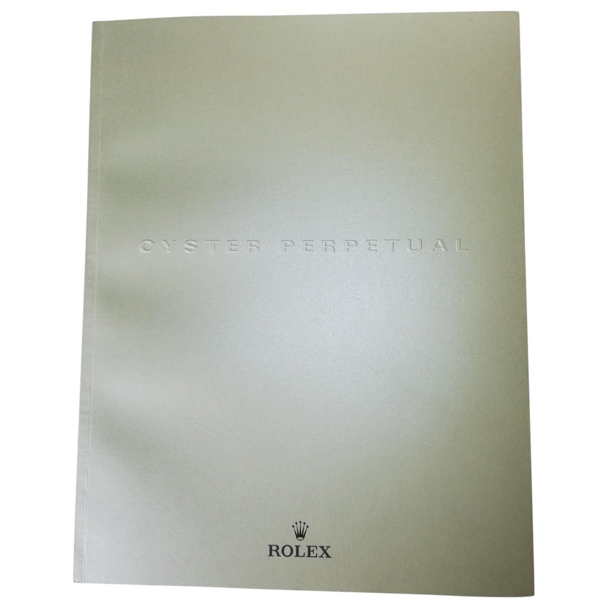 Rolex - Photographie   pour lifestyle en autre - metallise
