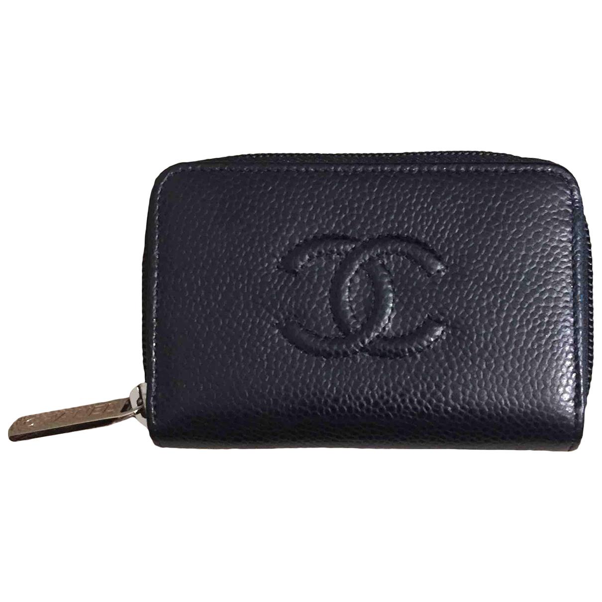 Monedero de Cuero Chanel
