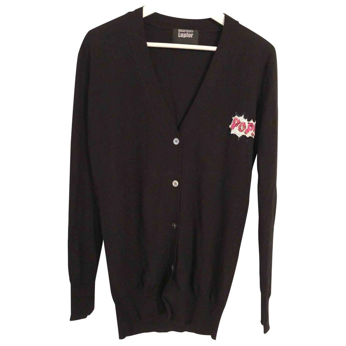 Markus Lupfer \N Black Wool Knitwear for Women XS International