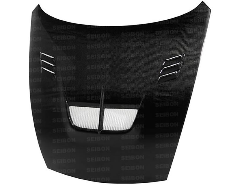 Seibon HD0910NS370-BD BD Style Carbon Fiber Hood Nissan 370Z 09-17
