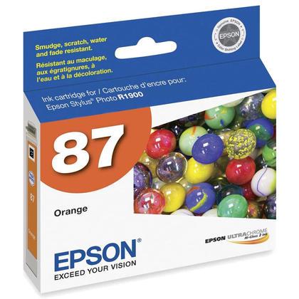Epson T087920 Original Orange Ink Cartridge