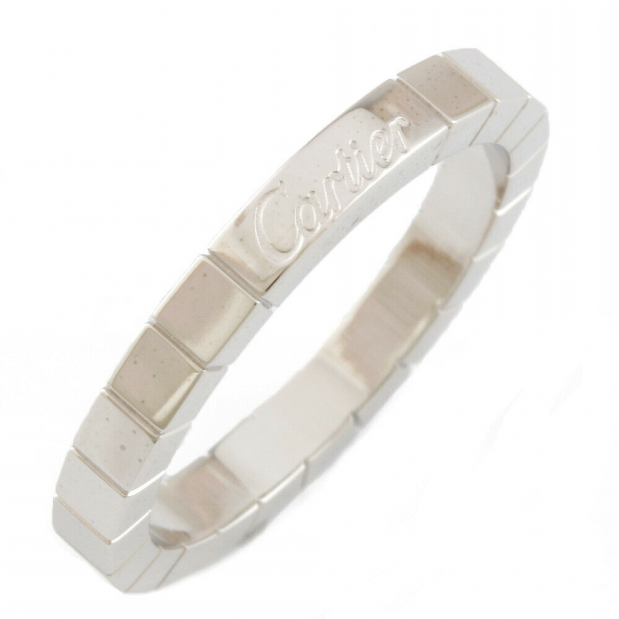 Cartier \N Ring in  Silber Weissgold