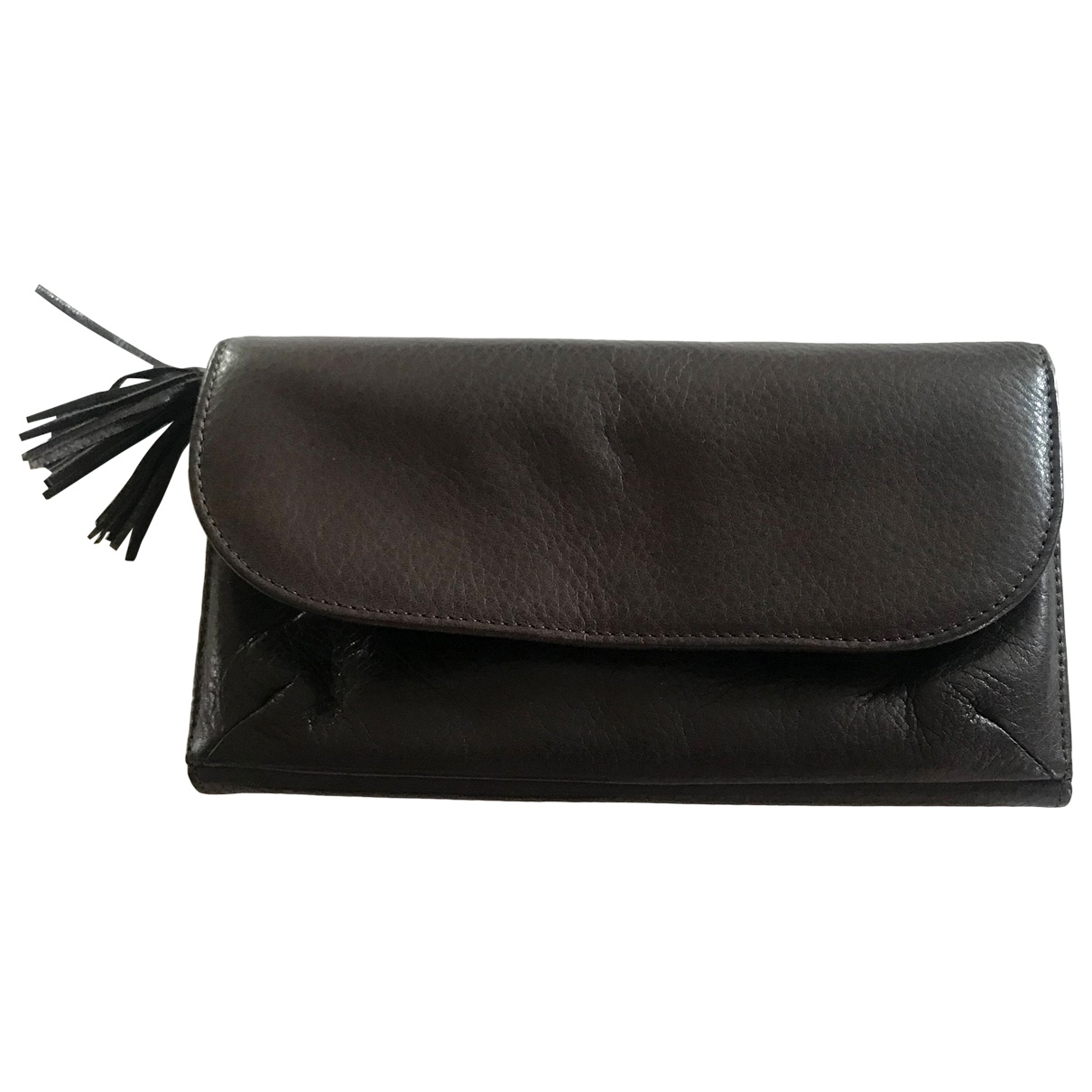 Sonia Rykiel \N Brown Leather wallet for Women \N
