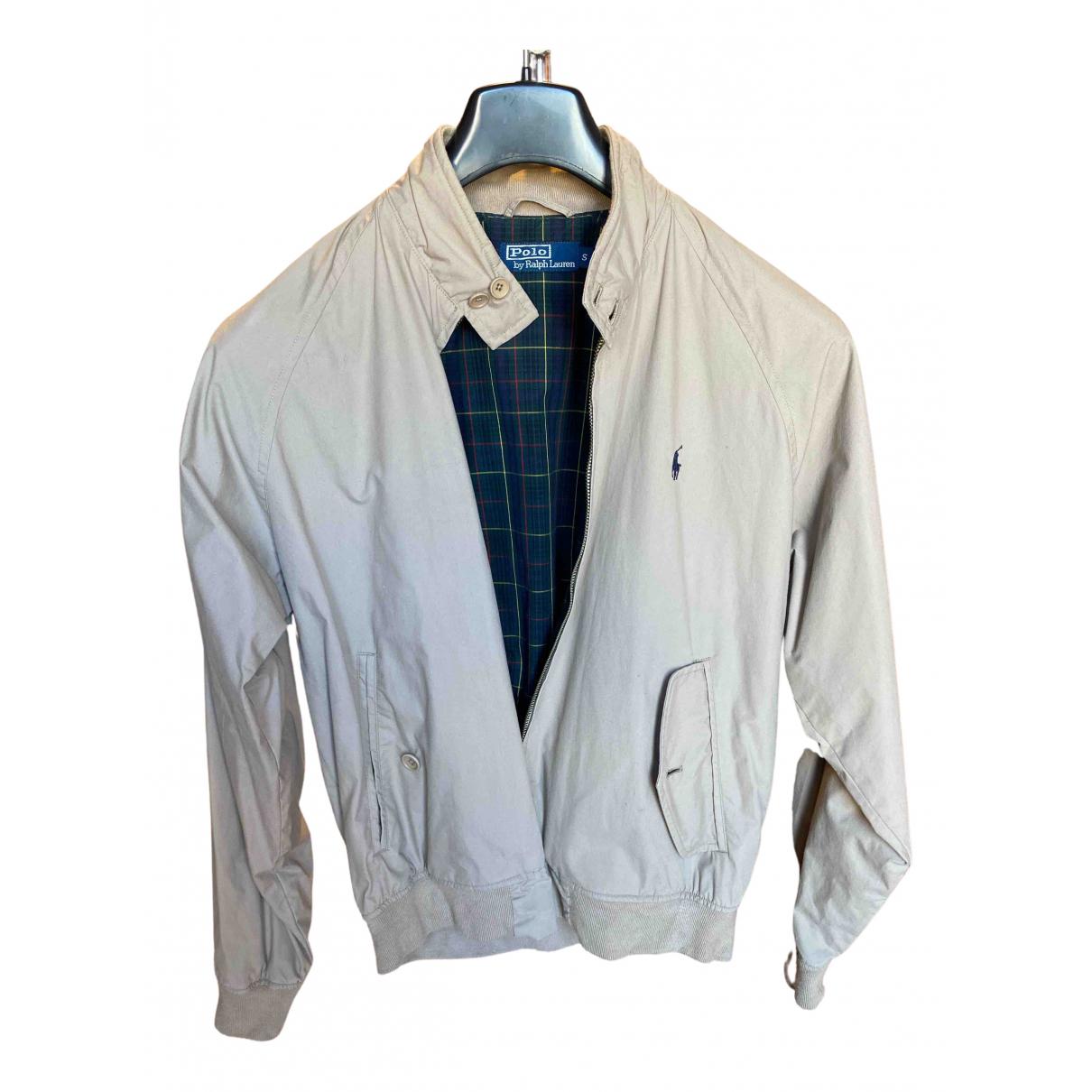 Polo Ralph Lauren N Beige Cotton jacket  for Men S International