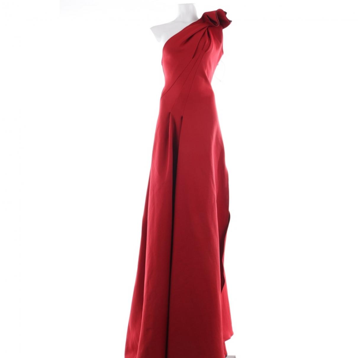 Maticevski - Robe   pour femme - rouge