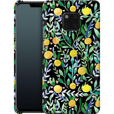 Huawei Mate 20 Pro Smartphone Huelle - Bright Blossoms von Iisa Monttinen