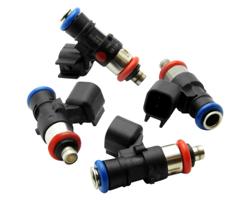 Deatschwerks 16U-00-0042-4 Set of 4 Bosch EV14 40mm Compact 42lbs Injectors