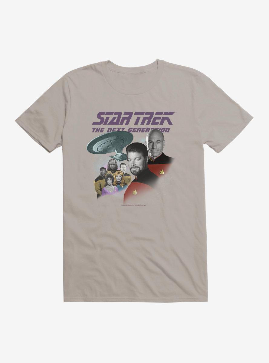 Star Trek Next Generation T-Shirt