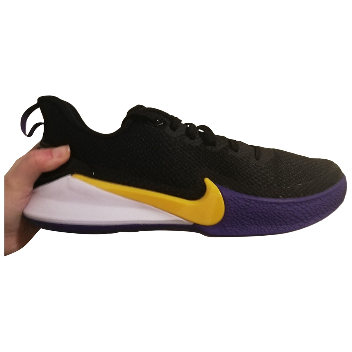 Nike \N Black Trainers for Men 43 EU