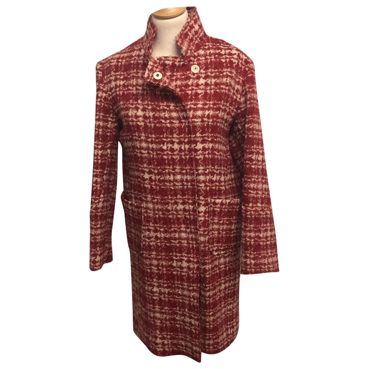 Marni \N Maentel in  Rot Wolle