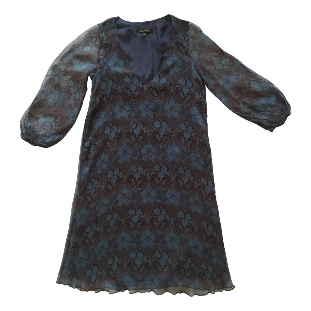 Vestido midi de Seda Tara Jarmon
