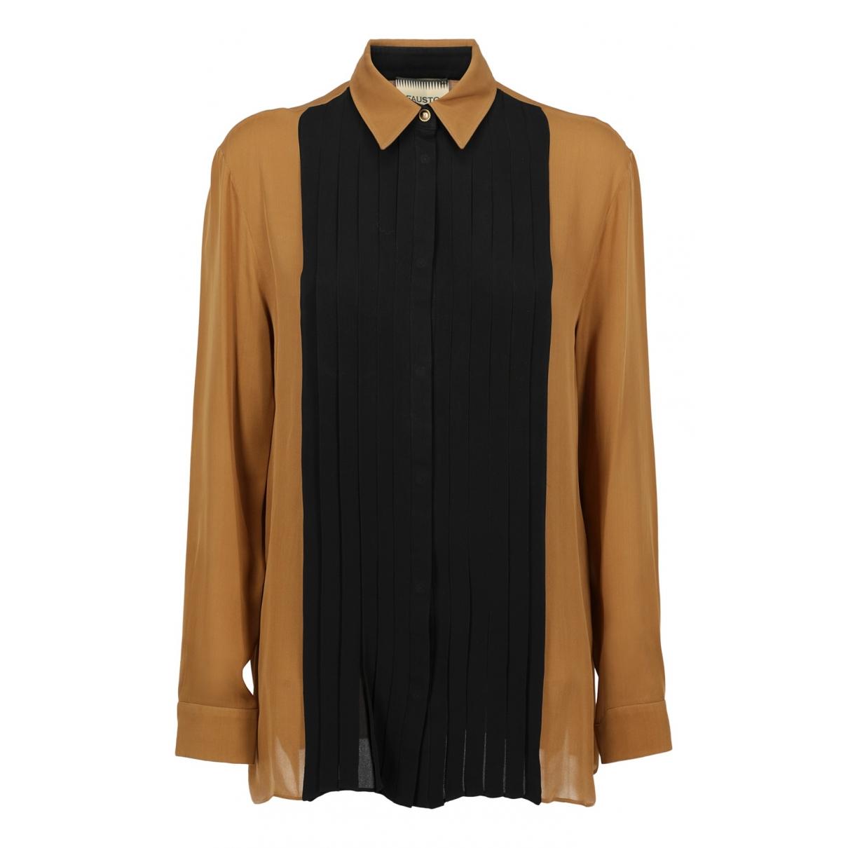 Camisa de Seda Fausto Puglisi