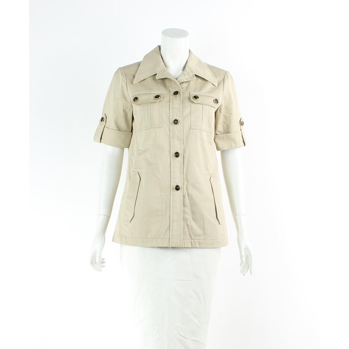 Tory Burch \N Brown Cotton  top for Women 10