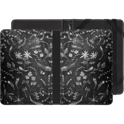 Kobo eReader Touch eBook Reader Huelle - Flowers in chalk von ND Tank