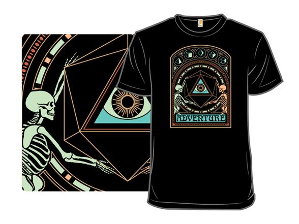 Adventure Nouveau T Shirt