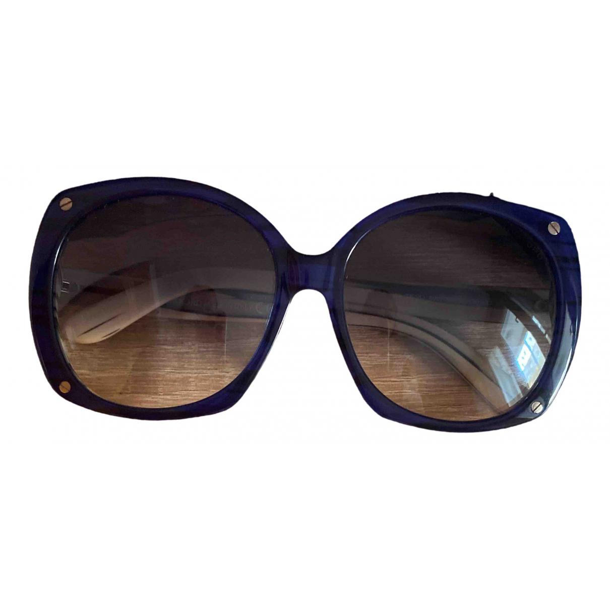 Tom Ford - Lunettes   pour femme - bleu