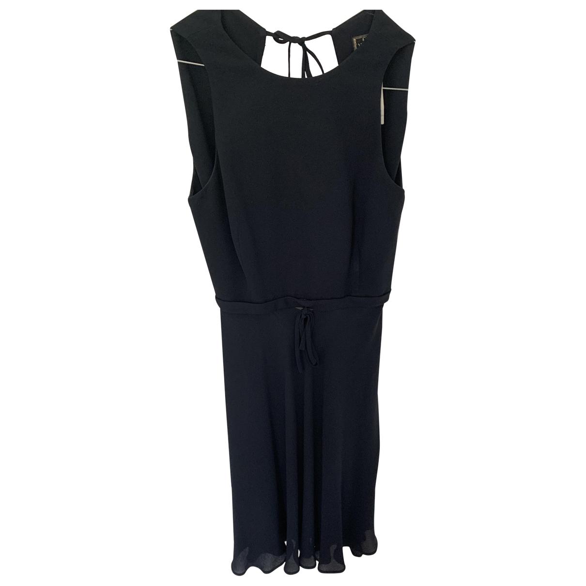 Mini vestido de Seda Gianni Versace