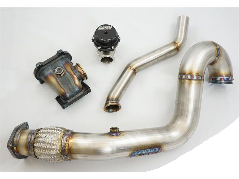 PRL Motorsport PRL-HC9-TK-HOTs T3 Turbo Hot Parts Kit Honda Civic Si 2012-2015