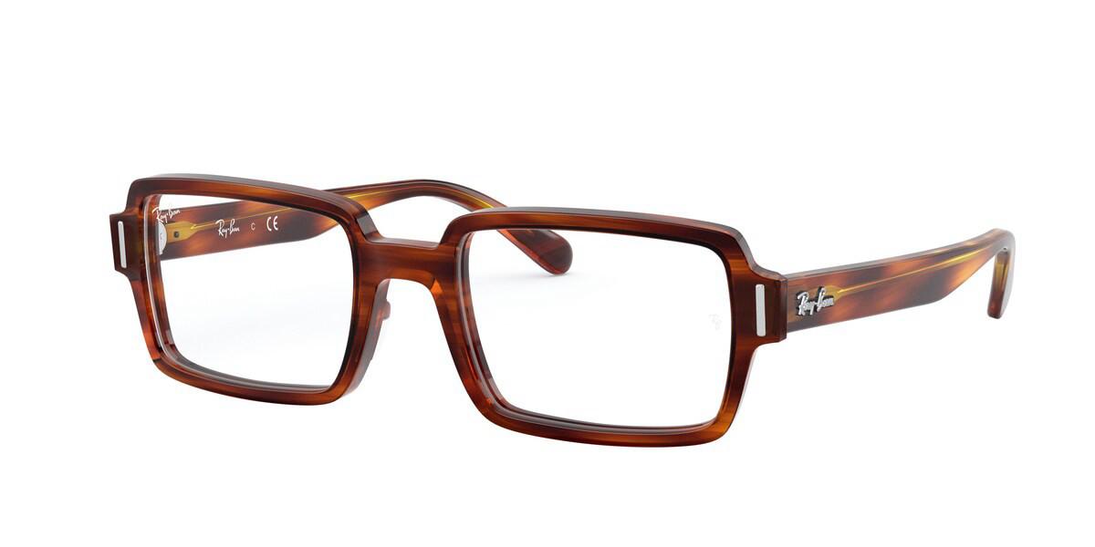 Ray-Ban RX5473 Benji 2144 Women's Glasses Tortoise Size 50 - HSA/FSA Insurance - Blue Light Block Available