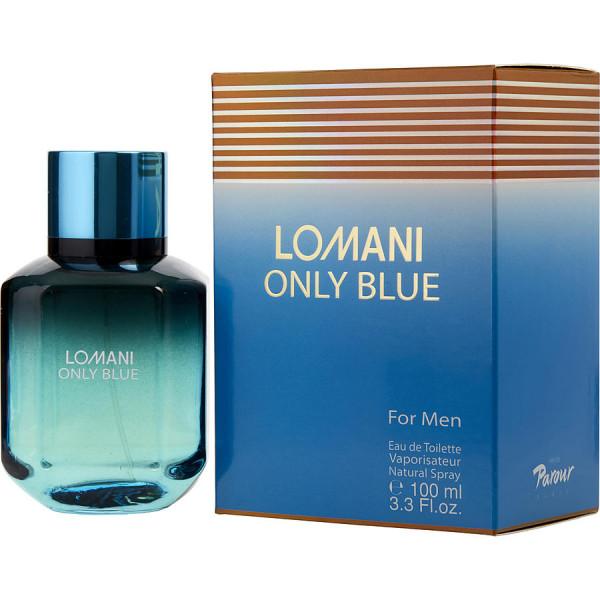 Lomani Only Blue - Lomani Eau de toilette en espray 100 ML