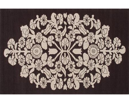 25317D 5 x 8 ft. Greta Area Rug  in Brown and