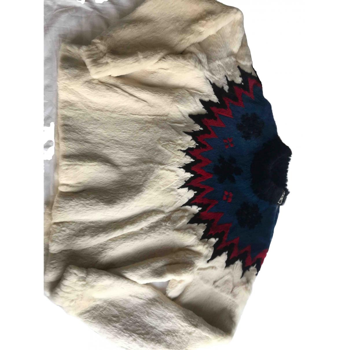 Jean Paul Gaultier \N White Rabbit Knitwear for Women taille unique