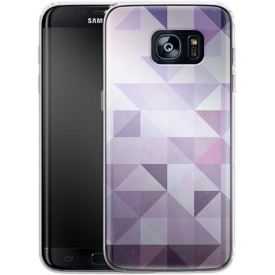 Samsung Galaxy S7 Edge Silikon Handyhuelle - Wyntyr Syp von Spires
