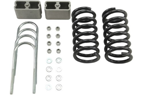 Belltech 436 2.5inch Front 3inch Rear Lowering Kit w/o Shocks Mitsubishi Mighty Max 1983-1997