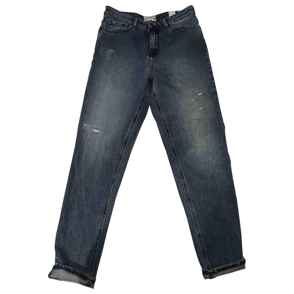 Tommy Hilfiger \N Blue Denim - Jeans Jeans for Women 29 US
