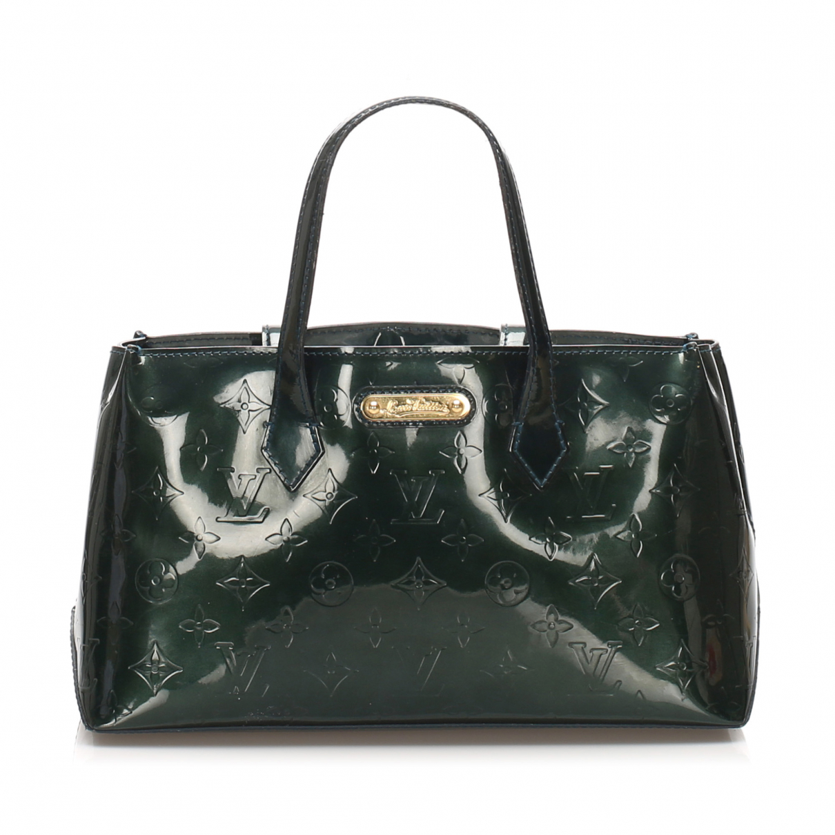 Bolso Wilshire de Cuero Louis Vuitton