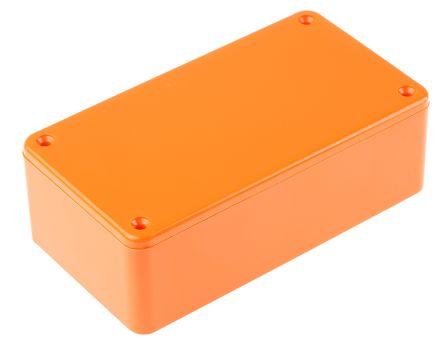 CAMDENBOSS 2000, Orange ABS Enclosure, IP54, 120 x 65 x 40mm