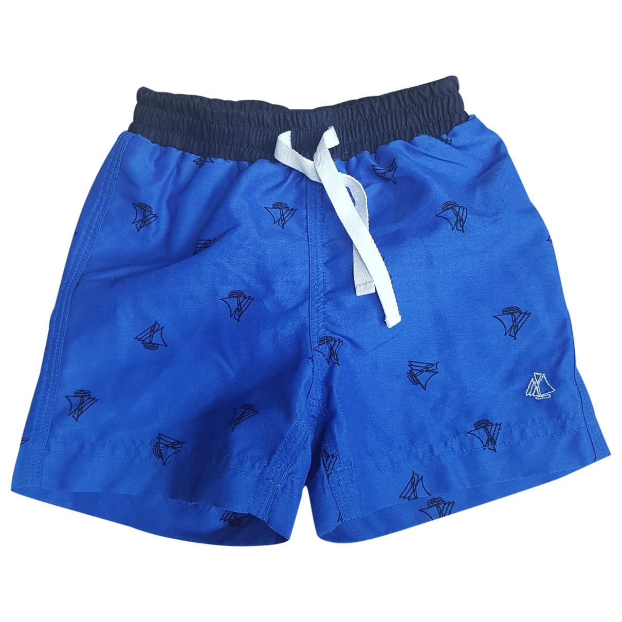 Petit Bateau \N Blue Shorts for Kids 12 months - up to 74cm FR